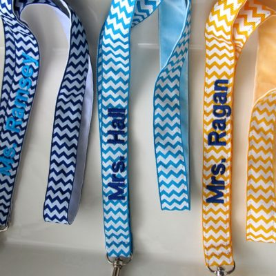 Personalized Lanyards |Crazy4Embroidery.com